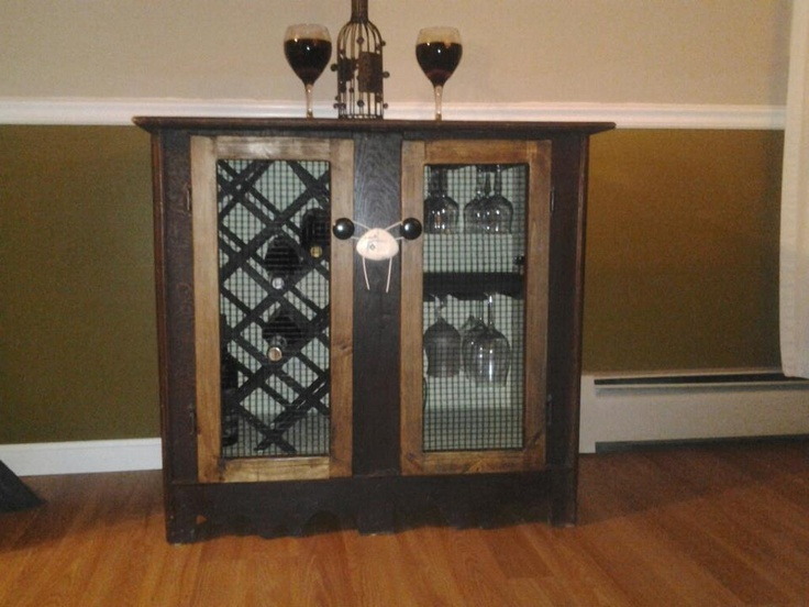 106 best Wine Cabinet images on Pinterest | Wine storage, Home and ...