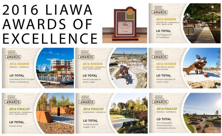 2016 AWARDS   Landscape Awards   LIAWA