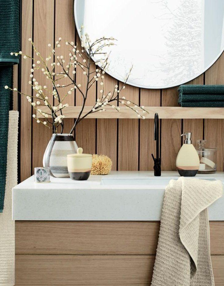 Bijou bath accessories crate and barrel crate and