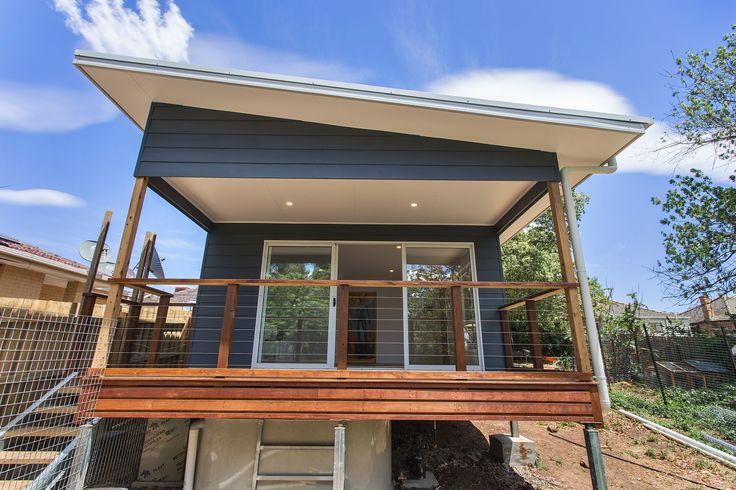 1 bedroom granny flat in Sunshine West, Melbourne - built by Avalon Granny Flats