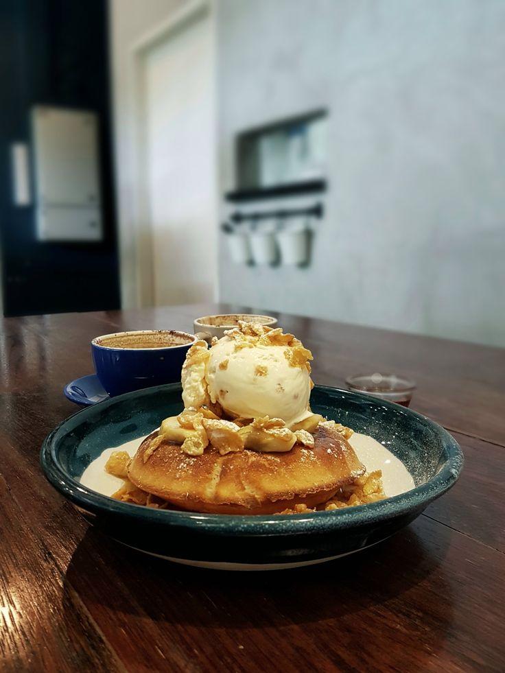 """Atlas Butterscotch Banana Pancake"", Atlas Coffee House, Singapore"