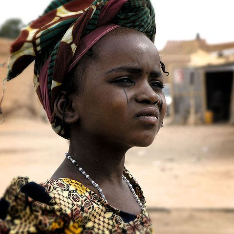 crying african 2 Blank Template - Imgflip |Crying African Children
