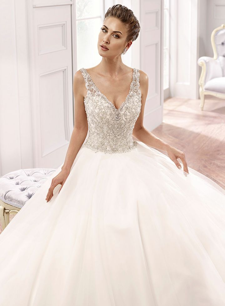 Editor's Pick: Eddy K Wedding Dresses 2015 Milano Collection: http://www.modwedding.com/2014/10/05/editors-pick-eddy-k-wedding-dresses-2015-milano-collection/ #wedding #weddings #wedding_dress