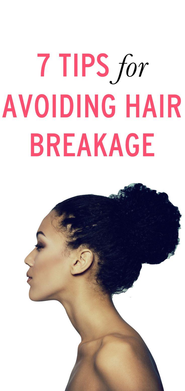 7 Tips for Avoiding Hair Breakage