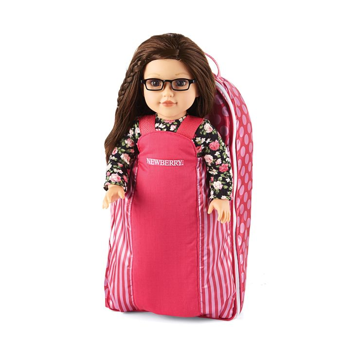 #SearsWishList  Newberry(TM/MC) Travel Tote for Doll