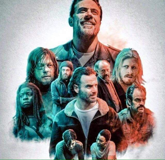 Season 7B | Feb. 12, 2017 | The Walking Dead (AMC)