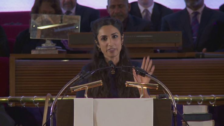 "Valarie Kaur @ Watch Night Service 20161231 - YouTube ""What if the darkness is not that of the tomb but that of the womb?!"" #breatheandpush"