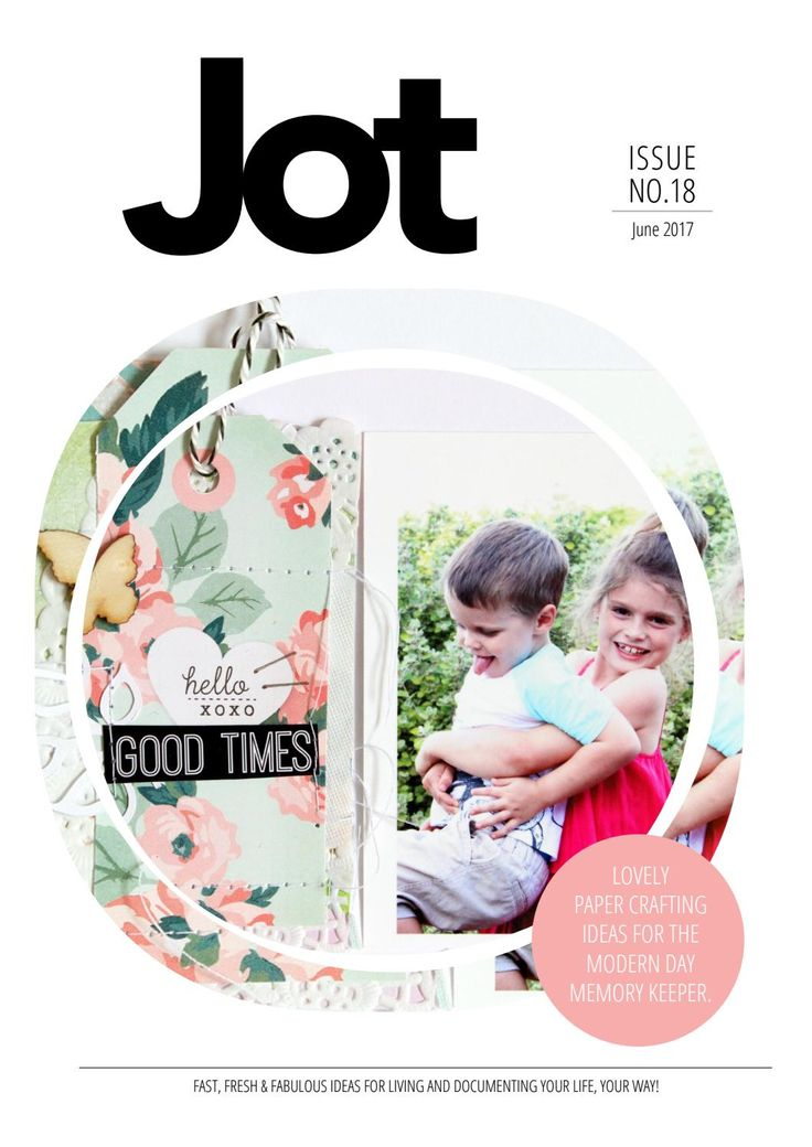 Jot Mag Issue 18