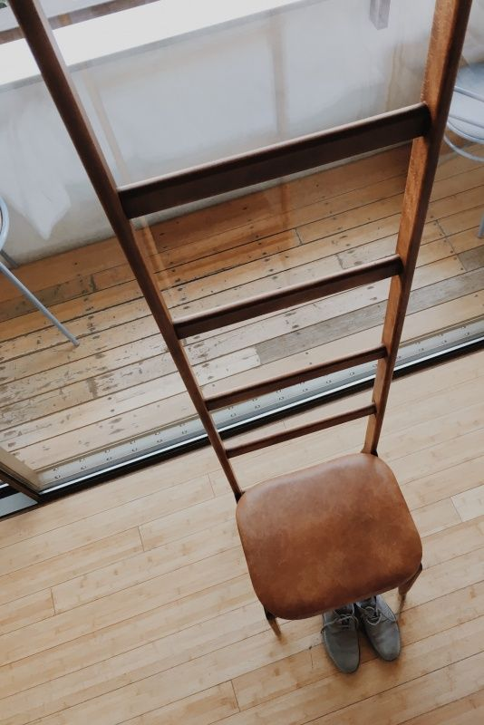 Ladder chair by Campana Brothers at NEW hotel in Athens | hararis | VSCO Grid®