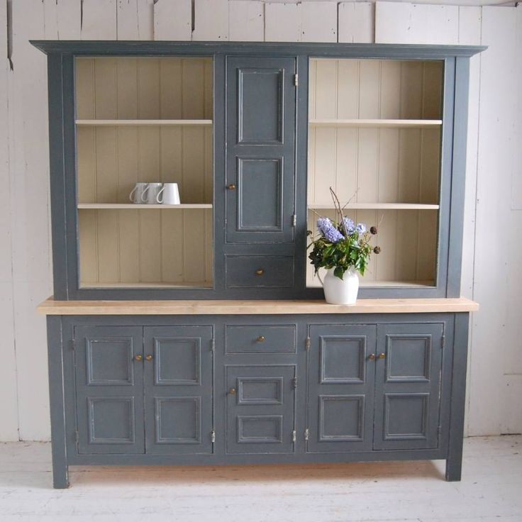 Are you interested in our country dresser cupboard? With our handmade dresser larder you need look no further.