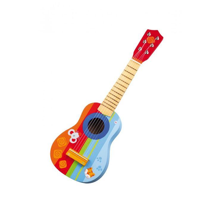 Sevi - Chitarra in legno - Musica e Strumenti - lalberoazzurro.net