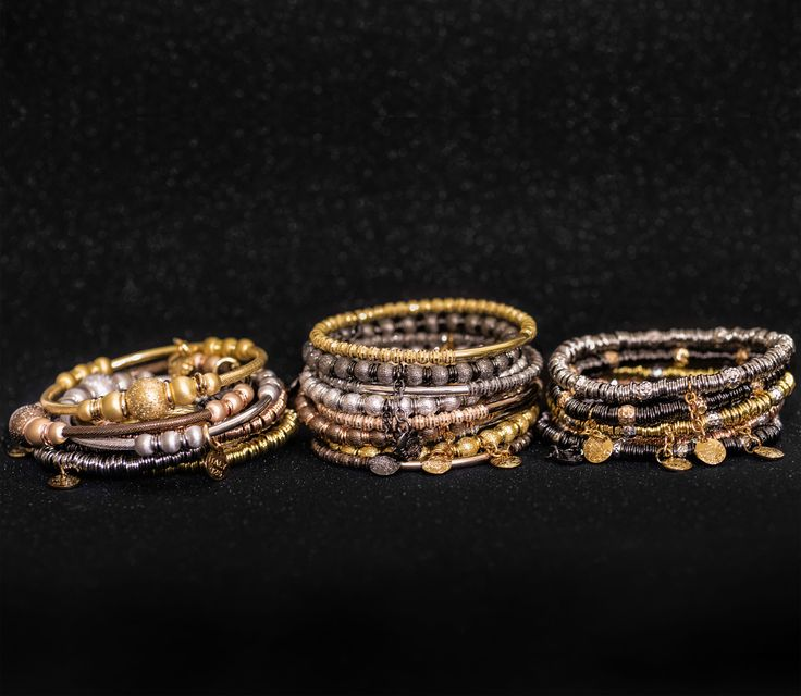 Italian Handmade by Dolceoro, 925 Sterling Silver Arm Candies