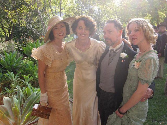 1930s wedding in 2013 - utterly, utterly gorgeous