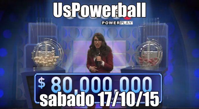 Hola, que tal Latinoamerica, sean todos bienvenidos a otra entrega de los resultados de Loteria UsPowerball correspondiente al sabado 17/10/15. La Combinacion Ganadora es: http://wwwelcafedeoscar.blogspot.com/2015/10/resultados-powerball-sabado-17-10-15.html
