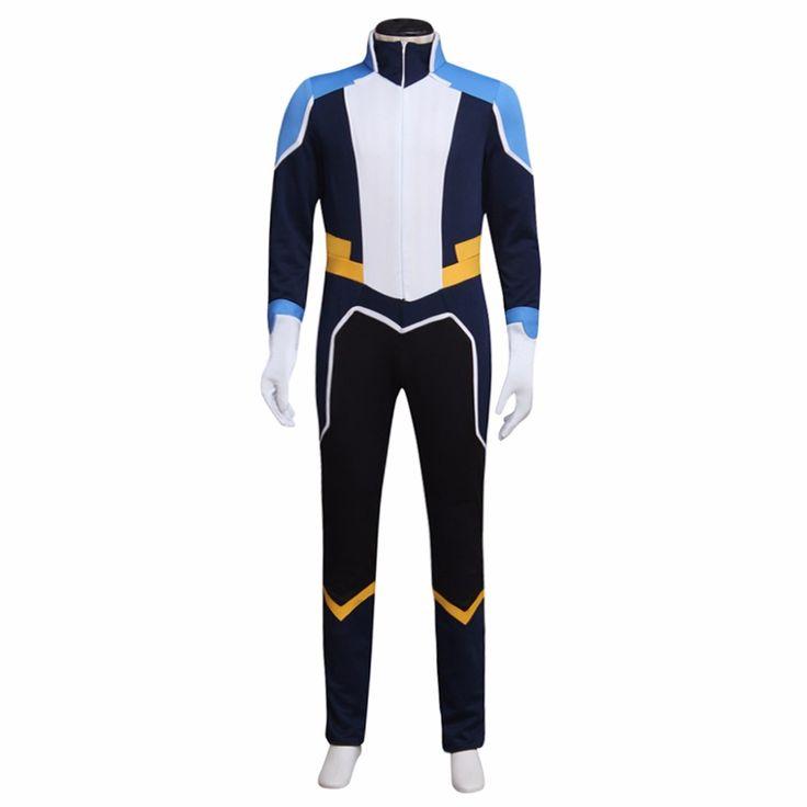 Cosplaydiy Voltron: Legendary Defender Coran Cosplay Costume Jumpsuit Mens Halloween Cosplay Costume #Affiliate