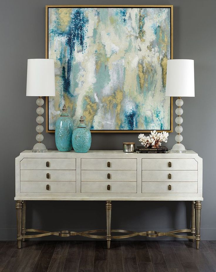 Console Table Is A Smart Addition To A Home Decor. It Can Act As Both
