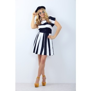 MONO CROM DRESS