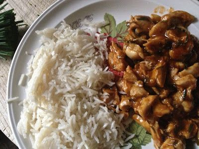And When I Eat Alone, I Prefer To Be By Myself: Thai Style Chicken Peanut Satay Single Serving Recipe