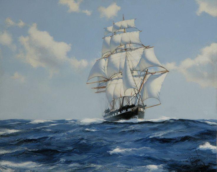картинка ветер корабли красивых кашпо