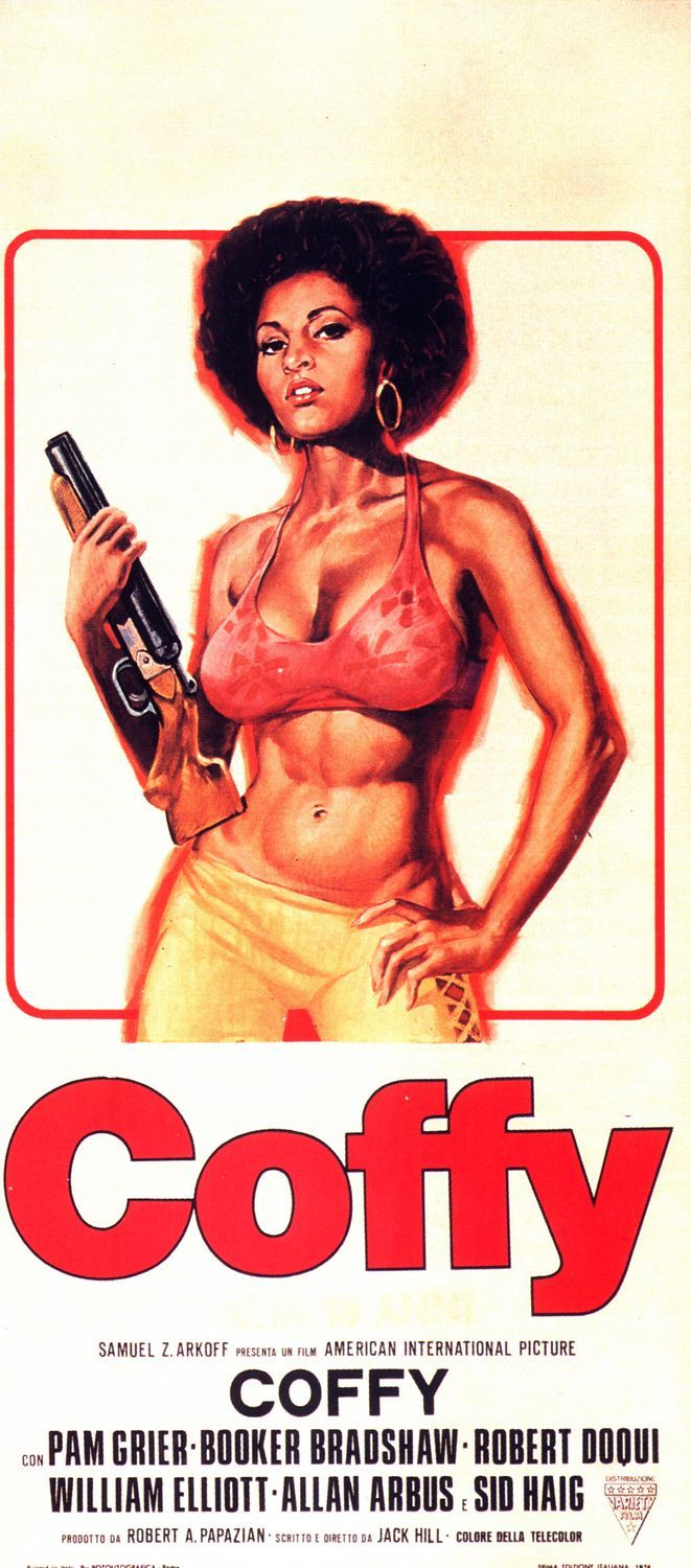 Coffy (1973) starring Pam Grier