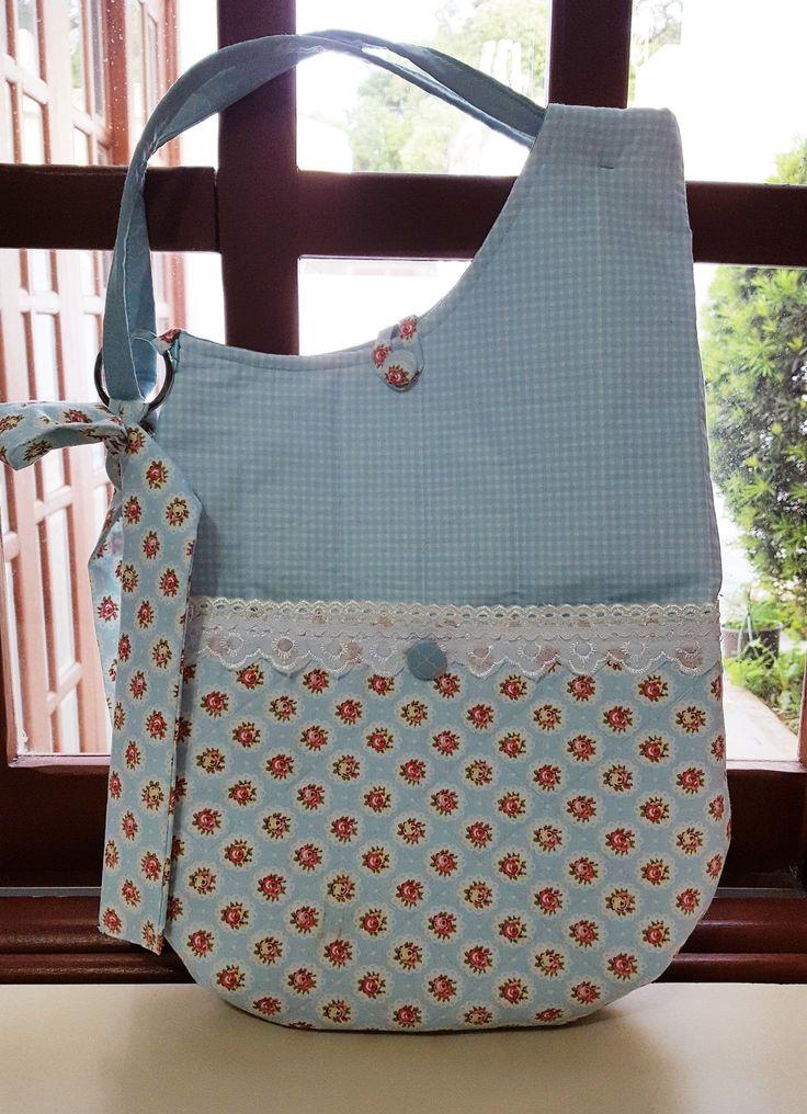 Bolsa De Tecido Jeans Como Fazer : Best fabric bags and purses images on