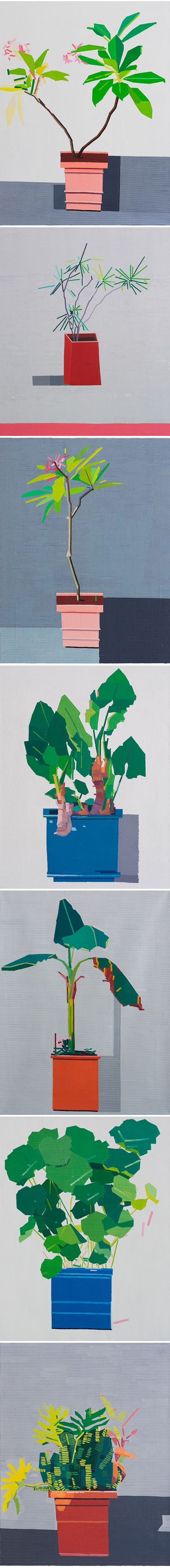 paintings by guy yanai
