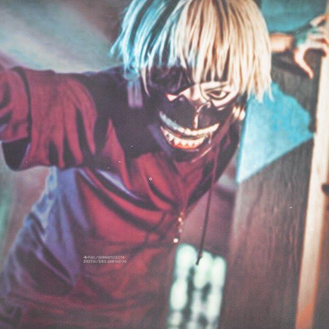 افتار رمزيات تمبلر شباب بنات خقق تصاميم صور كيوت افتاريات تمبلريات تصميم خيال نجوم اقتباسات اقتباس ا Tokyo Ghoul Art Anime