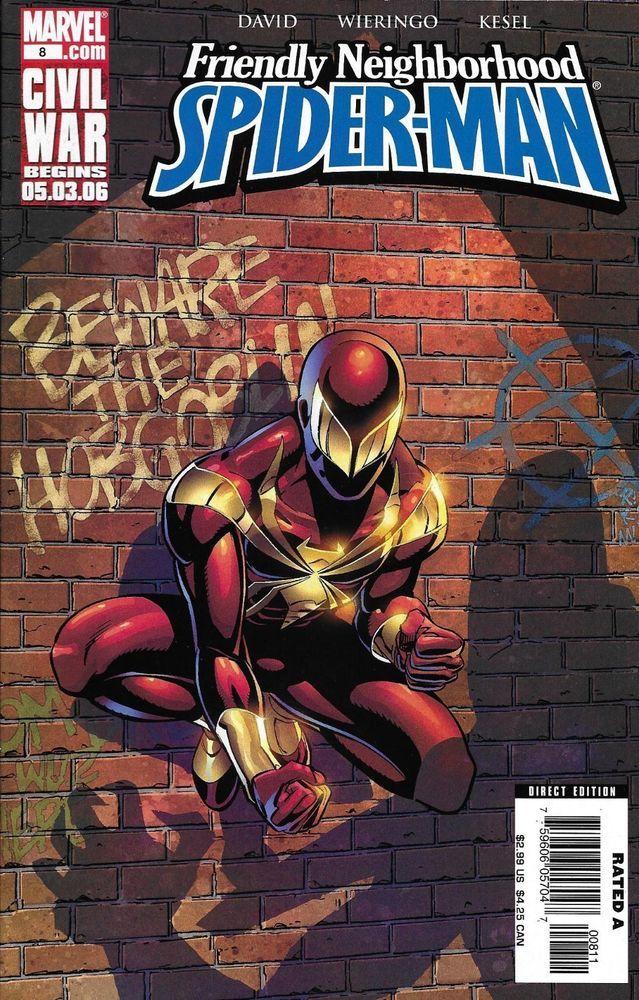 Marvel Friendly Neighborhood SpiderMan comic issue 6
