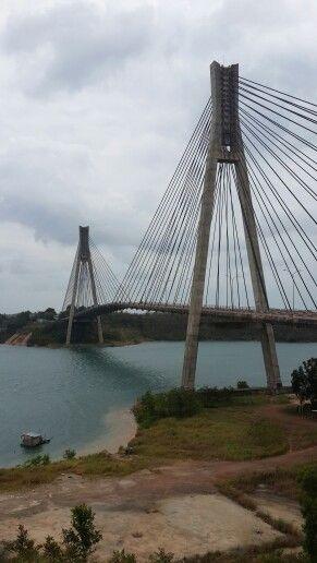 Balerang Bridge, Batam Island