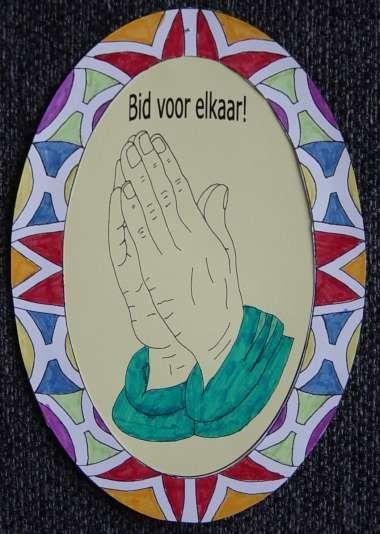 Bid voor elkaar!  www.gelovenisleuk.nl