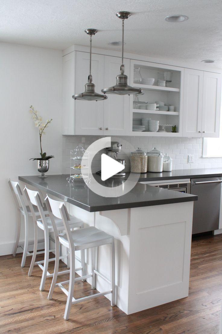 9 Marias Küche   Kitchen remodel small, White kitchen design ...