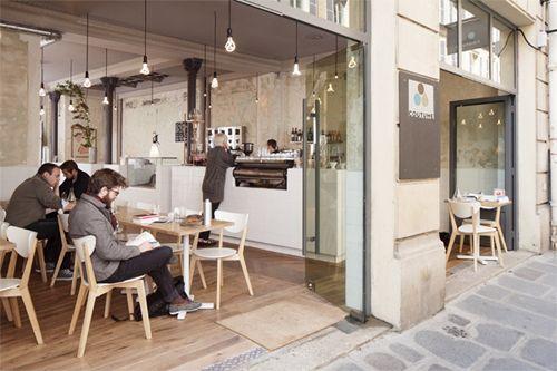 Café Coutume, Paris {a tester} 47, rue de Babylone . 75007