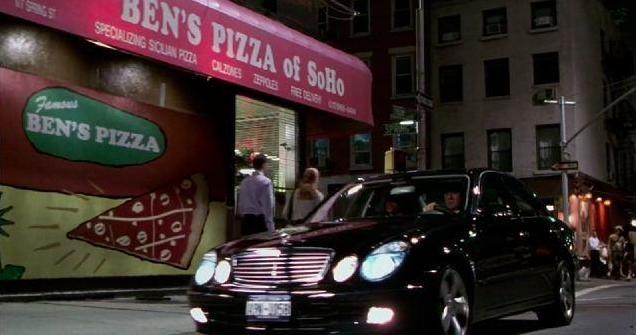 Product Placement in Kinofilmen - Men In Black II / Mercedes