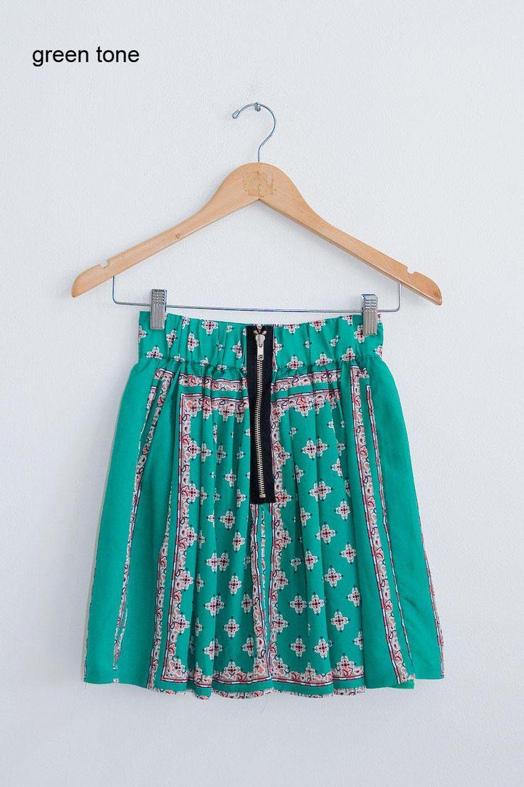 vintage motif flare skirt from Kakuu Basic. Saved to Kakuu Basic Skirts. Shop more products from Kakuu Basic on Wanelo.