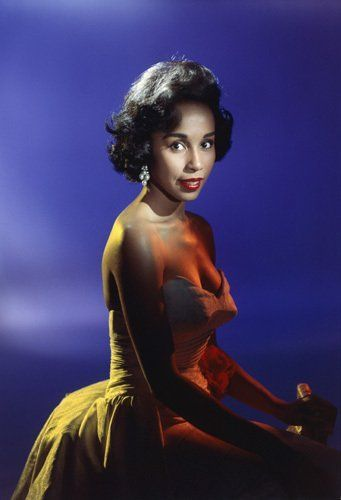 Diahann Carroll: the first black woman to play the lead in a television show