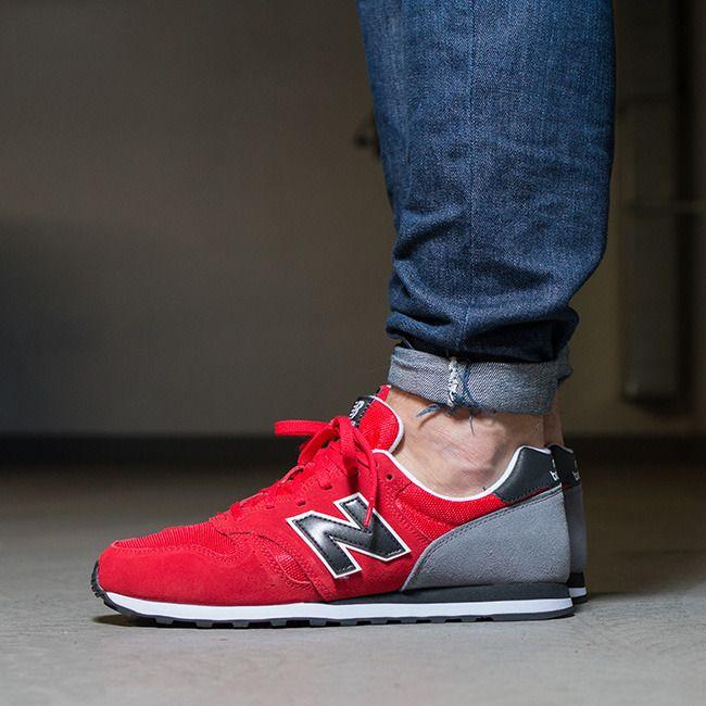Buty męskie sneakersy New Balance ML373SRR