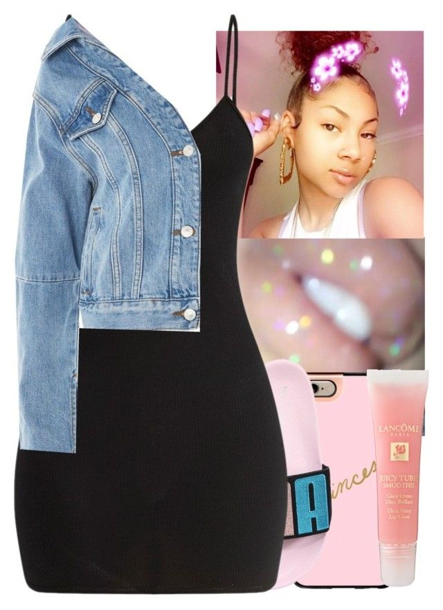 """""""Untitled #239"""" by jezellee ❤ liked on Polyvore featuring Casetify, Puma, Lancôme and Topshop"""