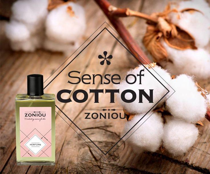 Sense of Cotton!  http://bit.ly/1vzzyJr
