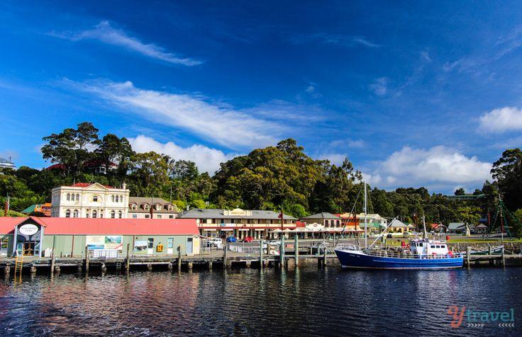 Strahan, Tasmania - Australia Travel