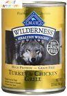 BLUE Wilderness High Protein Grain Free Adult Wet Dog Food