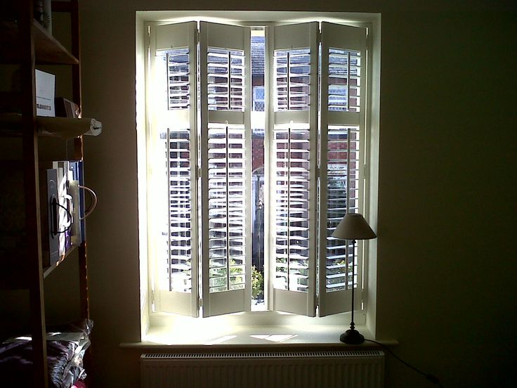 19 best window treatments images on pinterest interior for Alternative to plantation shutters