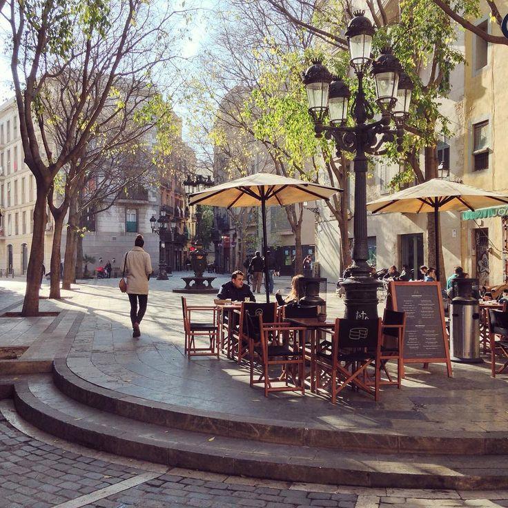 Plaça De Sant Agustí Vell (El Born) Barcelona