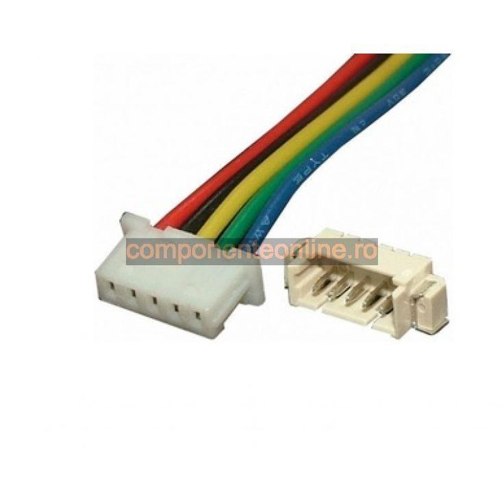 Cablu de semnal, 5 pini, 15cm - 173222