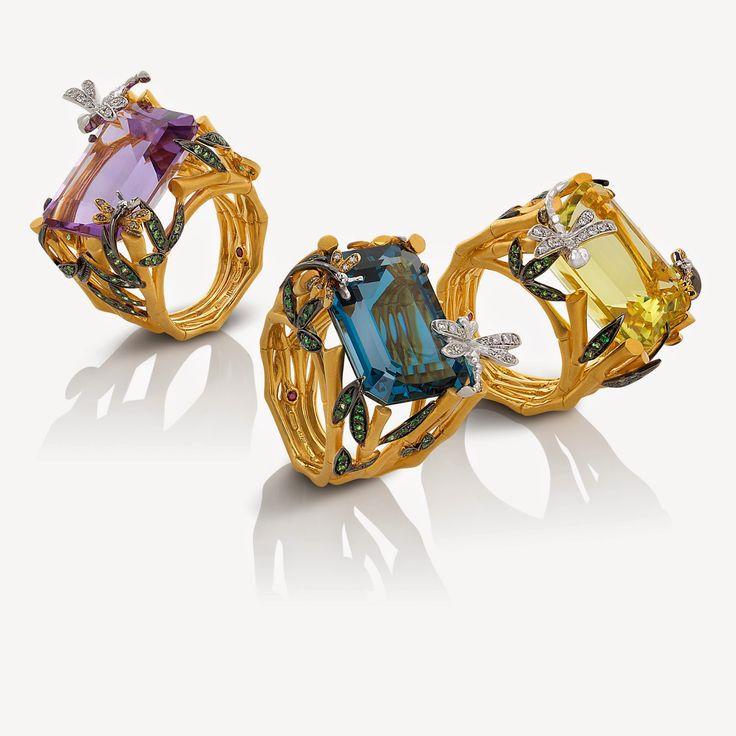Wspaniałe wyroby - Biżuteria na jesień 2014 - Zobacz teraz - Blog o biżuterii #jewellery #jubiler #zloto #rings