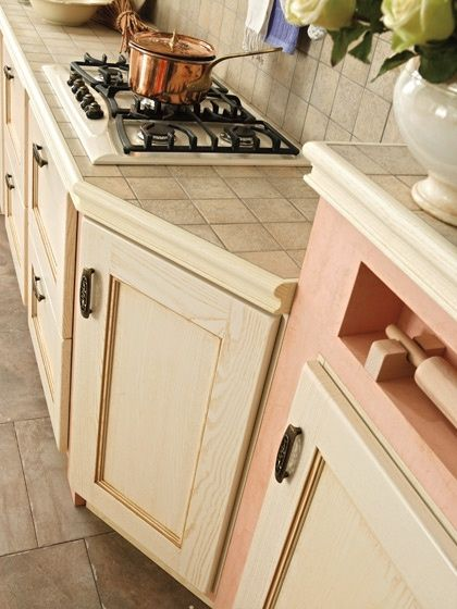 oltre 25 fantastiche idee su cucine rosa su pinterest | pyrex vintage - Cucine Rosa