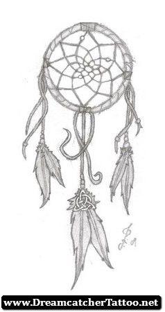 Native American Dreamcatcher Tattoo Designs 13 - http://dreamcatchertattoo.net/native-american-dreamcatcher-tattoo-designs-13/