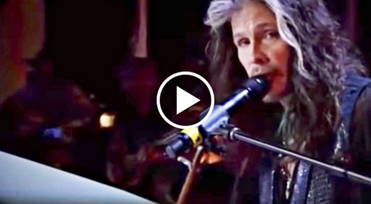After his incredibly successful country album debut, this 69-year-old rock superstar unleashes a surprise performance of an Aerosmith classic that will leave you reeling!Taking to the stage in this 2015 'Front and Center' performance, Steven Tyler sits down at a gorgeous white grand piano with j