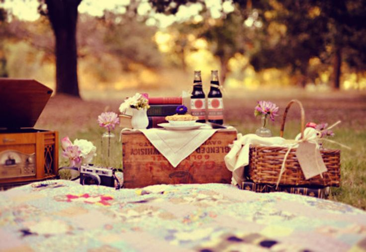 romantic picnic | Tumblr | The Perfect Picnic | Pinterest