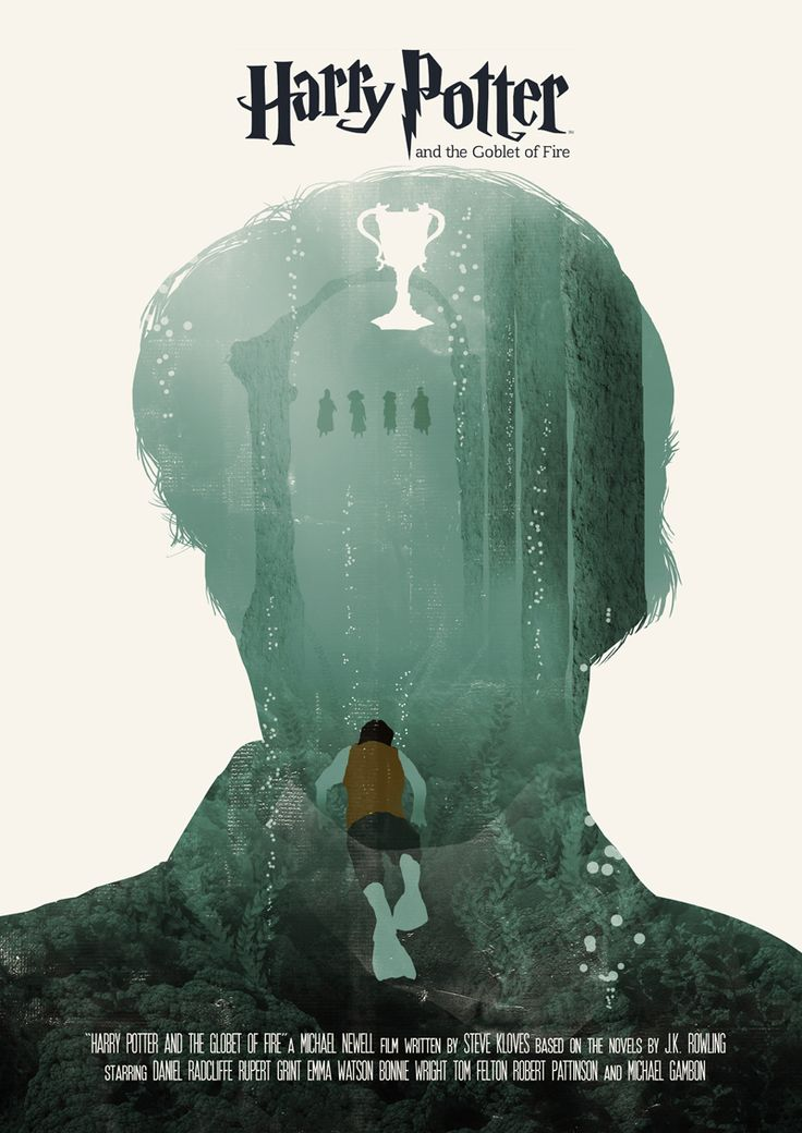Harry potter and the goblet of fire harry pinterest