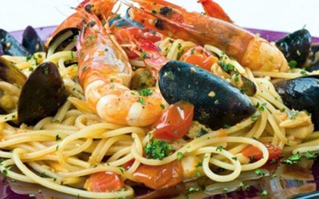 Spaghetti allo scoglio, la vera ricetta. #ricetta #spaghetti #scoglio #primo #estate